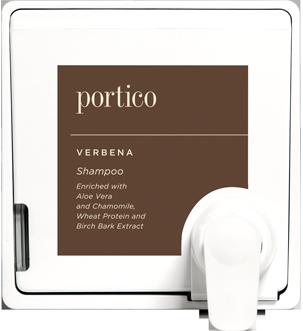 image of Portico Verbena shampoo dispenser